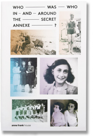 Who was Who In and Around the Secret Annexe? (English) € 9.50