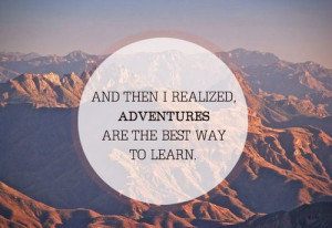 Adventure Quotes Tumblr These travel inspired quotes