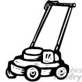 Lawnmower Clip Art, Pictures, Vector Clipart, Royalty-Free Images # 2