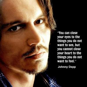 Johnny Depp Quote Quotes