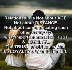 trust and lies in a relationship quotes