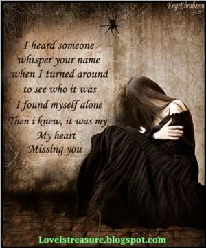 missing you quotes missing you quotes missing you quotes missing you ...