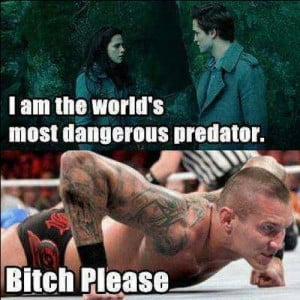 predator # wwe # randyorton # wweraw # wrestling # gym # tattoo ...