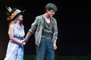 ... Festival's Peter And The Starcatcher Hilarious and Thoughtful