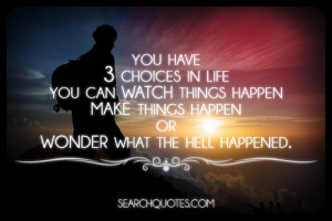 Life quotes with pictures Inspirational quotes with pictures Decisions ...