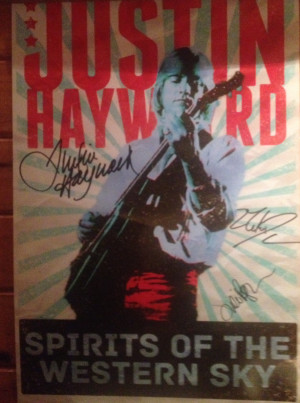 Justin Hayward Moody Blues