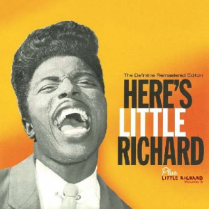Little Richard: Here's Little Richard/Little.. auf CD