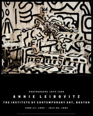 Annie Leibovitz Keith Haring