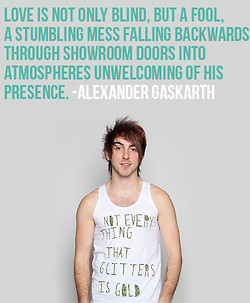 quotes all time low Jack Barakat Alex Gaskarth rian dawson zack ...