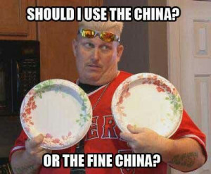 China Ron Shirley style