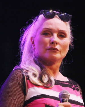 Debbie Harry is 70 – The Career of the Blondie Legend in Photos and ...