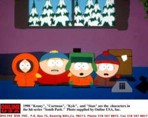 Southpark: Ginger Kids quotes (2005)
