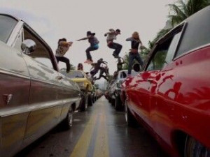 Step Up Revolution- really nice cars