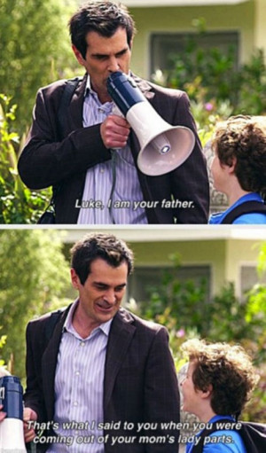 ... is the life blood of the show. Enjoy these Modern Family TV Quotes