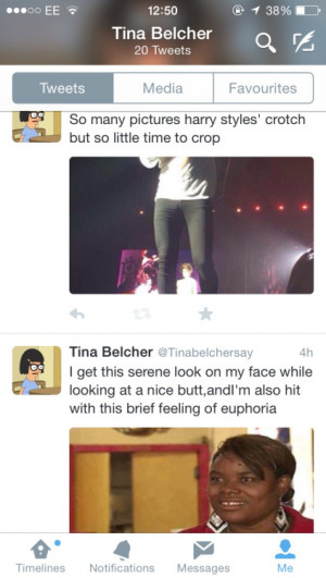 tina belcher quotes
