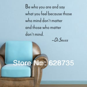 ebay hot selling Dr.Seuss quotes