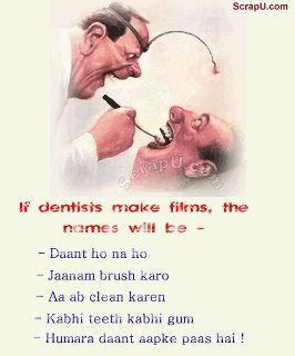 Dental Quotes...