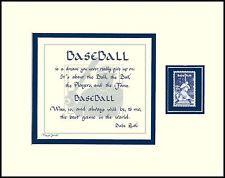 PLAY BALL BAT BASEBALL Vinyl Wall Quotes Decal Sports