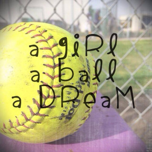 10 Inspirational Quotes for Softball Athletes
