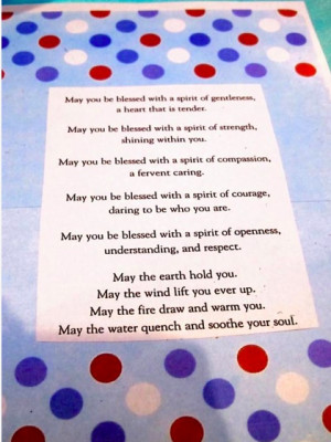 Sweet prayer for baby...prayer will definitely be emphasized from the ...