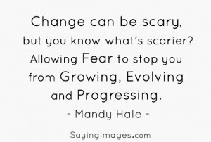 Famous & Inspirational Quotes about Change