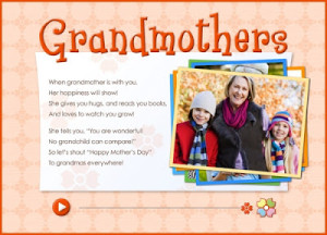 Mothers Day Quotes for Grandmas (Grandmothers)