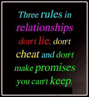 ... PROMISES you cant keep. | Share Inspire Quotes - Love Quotes | Funny