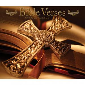 Bible Verses 2014 Desk Calendars