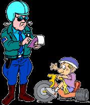 Speeding Ticket Jokes