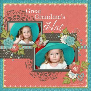 Great Grandma's Hat