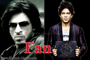 Fan Bollywood Film - In this film Shah Rukh Khan doing the lead role ...