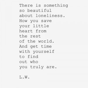 alone, beautiful, isolation, loneliness, lonely, positive, save ...