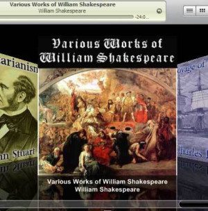 M4B Audiobook - Various Works of William Shakespeare (King Henry ...