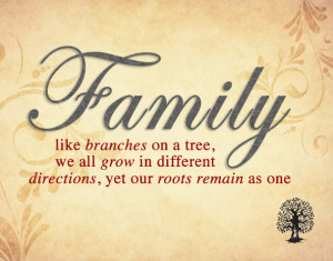 famous loving quotes about family