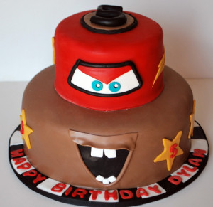 mator and lightening mcqueen cake: Cakes Ideas, Cakes Tasting, Cakes ...
