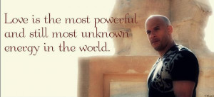 11 Profound Quotes From Vin Diesel's Facebook