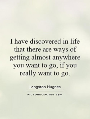 """langston hughes in the beginning there Youth by langston hughes we have tomorrow bright before us like a flame   school, will be unveiled at the start of the 2018-2019 school year this hopeful  quote is part of it: """"i have discovered in life that there are ways."""