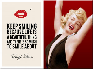 Famous Quotes By Marilyn Monroe Wallpapers