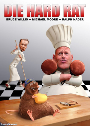 Ratatouille Die Hard And Sicko Pictures Strange Pics Freaking