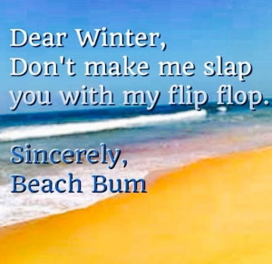 Hate winter !!!!!