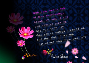 inspirational love quotes for her with heart full of love pictures