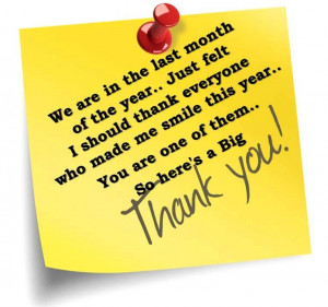 Funny Thank You Quotes For Your Boss ~ Thank You Quotes For Boss ...