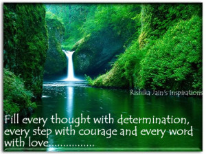 Determination Quotes, Courage Quotes, Love Quotes, Thoughts Quotes ...