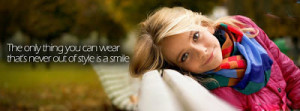 Smile Quotes For Girls Tumblr Cover Photos Wallpapers For Girls Images ...