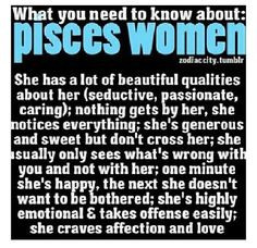 quotes+about+pisces+women | Pisces Women | Quotes & Sayings about Life ...