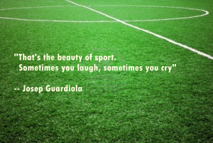 inspirational football quotes in life as in football you won t go far ...