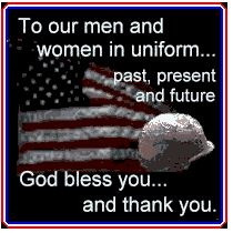 Quotes Thanking Our Military | ...