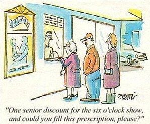 senior adult humor