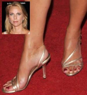 Lara Logan Legs Feet
