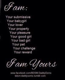 am yours, always xo